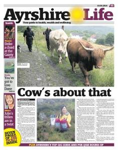 coos ayrshire